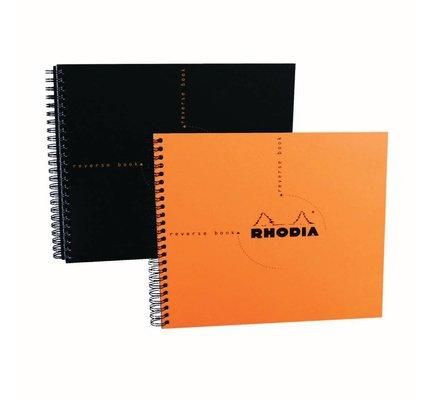 Rhodia Rhodia Reverse Wirebound Notebook (8 x 8)