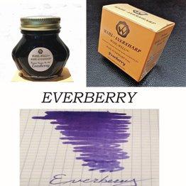 Wahl-Eversharp Wahl-Eversharp Everberry - 80ml Bottled Ink
