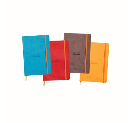 Rhodia Rhodia A5 Goalbook Dotted