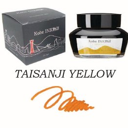 Sailor Sailor Kobe No. 21 Taisanji Yellow - 50ml Bottled Ink
