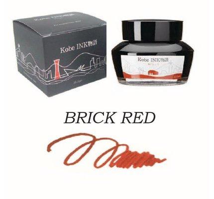 Sailor Sailor Kobe No. 39 Brick Red - 50ml Bottled Ink