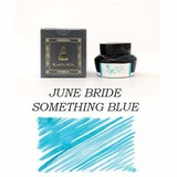 Sailor Sailor Bungubox June Bride Something Blue - 50ml Bottled Ink