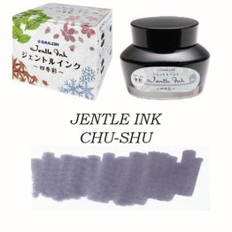 Sailor Sailor Jentle Chu-Shu(Colors Of Four Seasons) - 50ml Bottled Ink