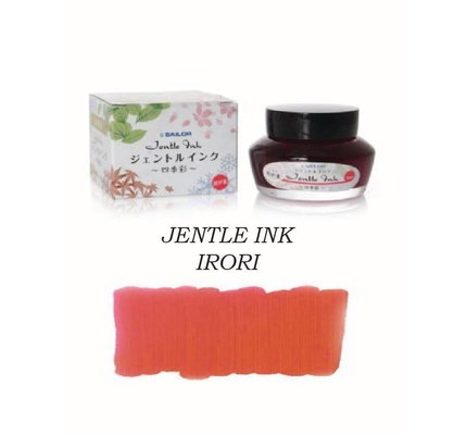 Sailor Sailor Jentle Irori(Colors Of Four Seasons) - 50ml Bottled Ink