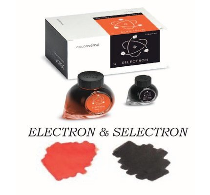 Colorverse Colorverse No. 31 & 32 Electron & Selectron - 65ml + 15ml Bottled Ink