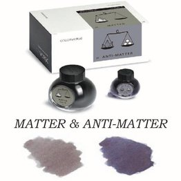 Colorverse Colorverse No. 29 & 30 Matter & Anti-Matter - 65ml + 15ml Bottled Ink