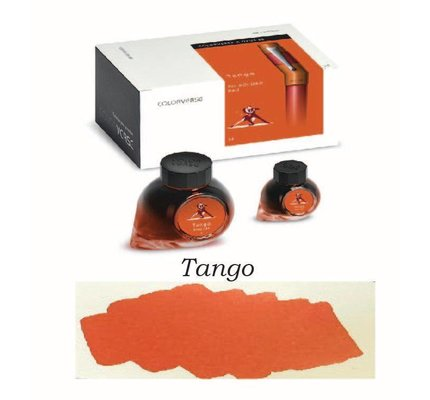 Colorverse Colorverse No. 34 Tango - 65ml + 15ml Bottled Ink
