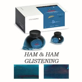 Colorverse Colorverse No. 47 & 48 Ham &  Ham Glistening - 65ml + 15ml Bottled Ink