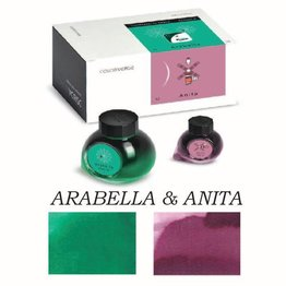 Colorverse Colorverse No. 51 & 52 Arabella & Anita - 65ml + 15ml Bottled Ink