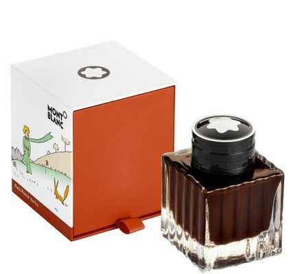 Montblanc Montblanc Le Petit Prince Fox Red - 50ml Bottled Ink