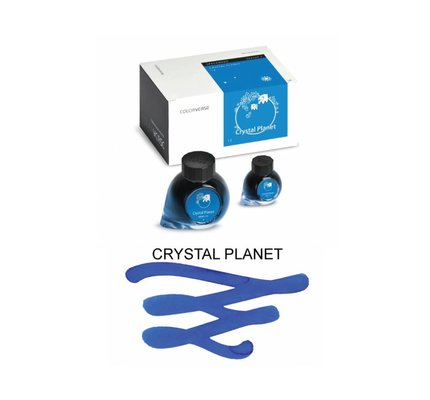 Colorverse Colorverse No. 12 Crystal Planet - 65ml + 15ml Bottled Ink