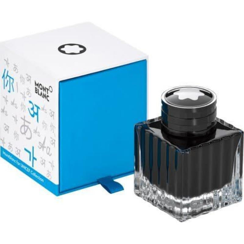 Montblanc Montblanc Unicef Turquoise - 50ml Bottled Ink