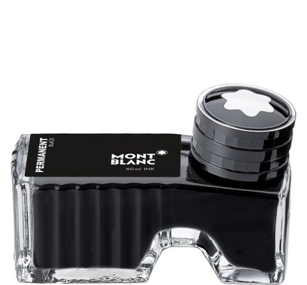 Montblanc Montblanc Permanent Black - 60ml Bottled Ink