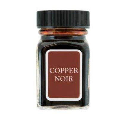 Monteverde Monteverde Copper - 30ml Noir Bottled Ink