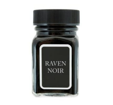 Monteverde Monteverde Raven - 30ml Noir Bottled Ink