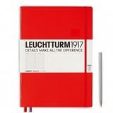 Leuchtturm1917 Leuchtturm1917 Master Slim Hardcover Notebook (A4)
