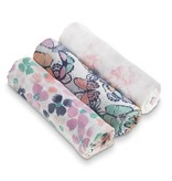 ADEN & ANAIS White Label Silky Soft Swaddles - 3 Pack