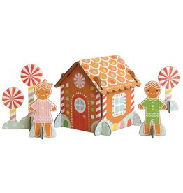 PETIT COLLAGE Gingerbread House Pop-Out