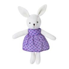 APPLE PARK Apple Park Organic Plush Bunny