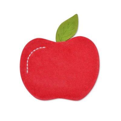 APPLE PARK Apple Park Apple Crinkle Toy