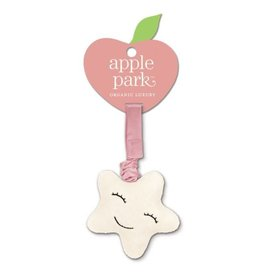 APPLE PARK Star Patterned Stroller Toy