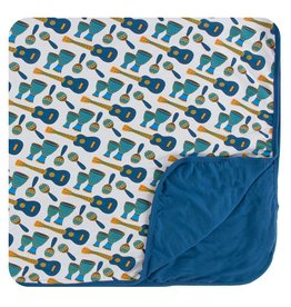 KICKEE PANTS Samba Toddler Blanket