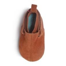 ZUTANO Zutano Tan Suede Baby Shoe