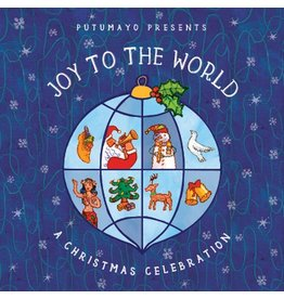 PUTUMAYO Joy to the World CD