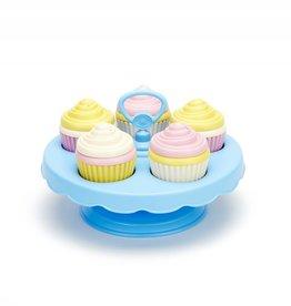 GREEN TOYS Green Toys Cupcake Set