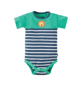 FRUGI Lion Percy Panelled Babybody