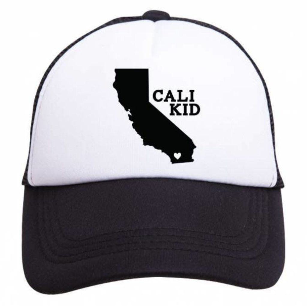 TINY TRUCKER CO. Baby Trucker Hat (6-18 months)