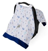 ITZY RITZY Infant Car Seat Canopy & Tummy Time Mat