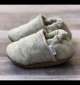 TRENDY BABY MOCC SHOP TBMS Sandstone Felt Loafers