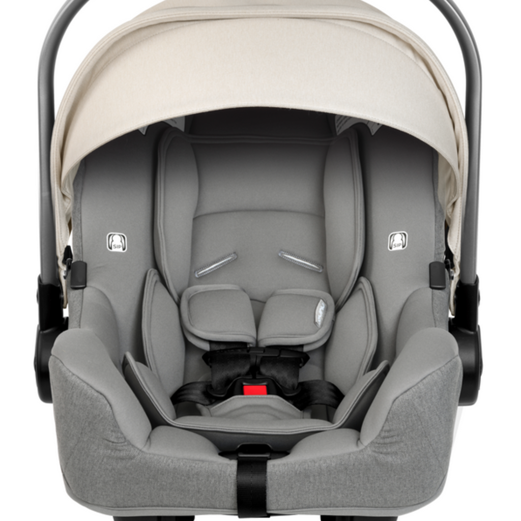 NUNA Nuna PIPA Fire Retardant Free Car Seat + Base Set