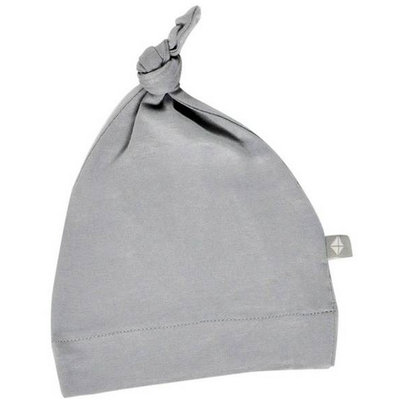 KYTE BABY Kyte Baby Graphite Bamboo Knotted Hat
