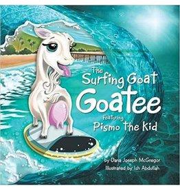 DANA MCGREGOR The Surfing Goat Goatee