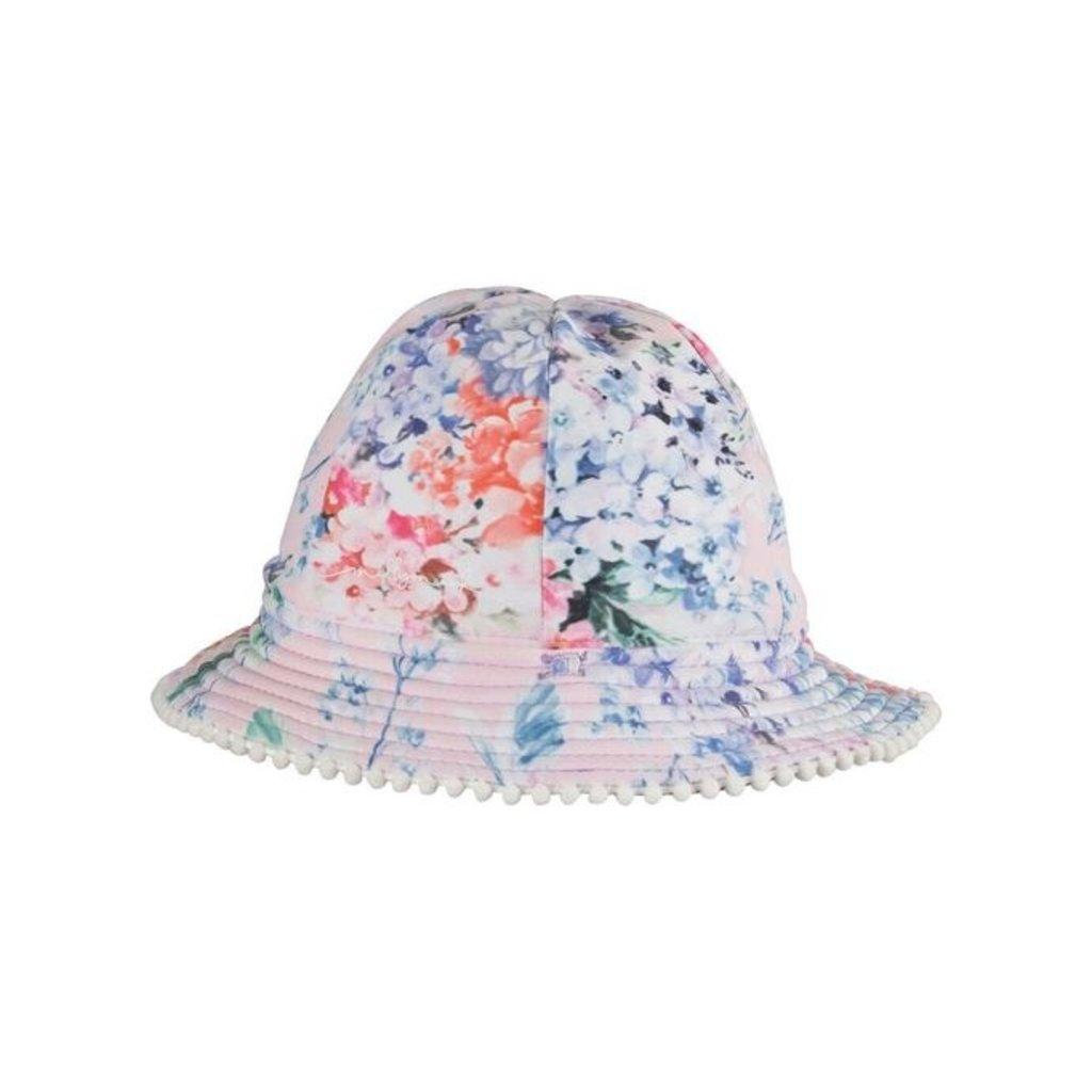 MILLYMOOK&DOZER Baby Girl Floppy Hat - Coco Floral