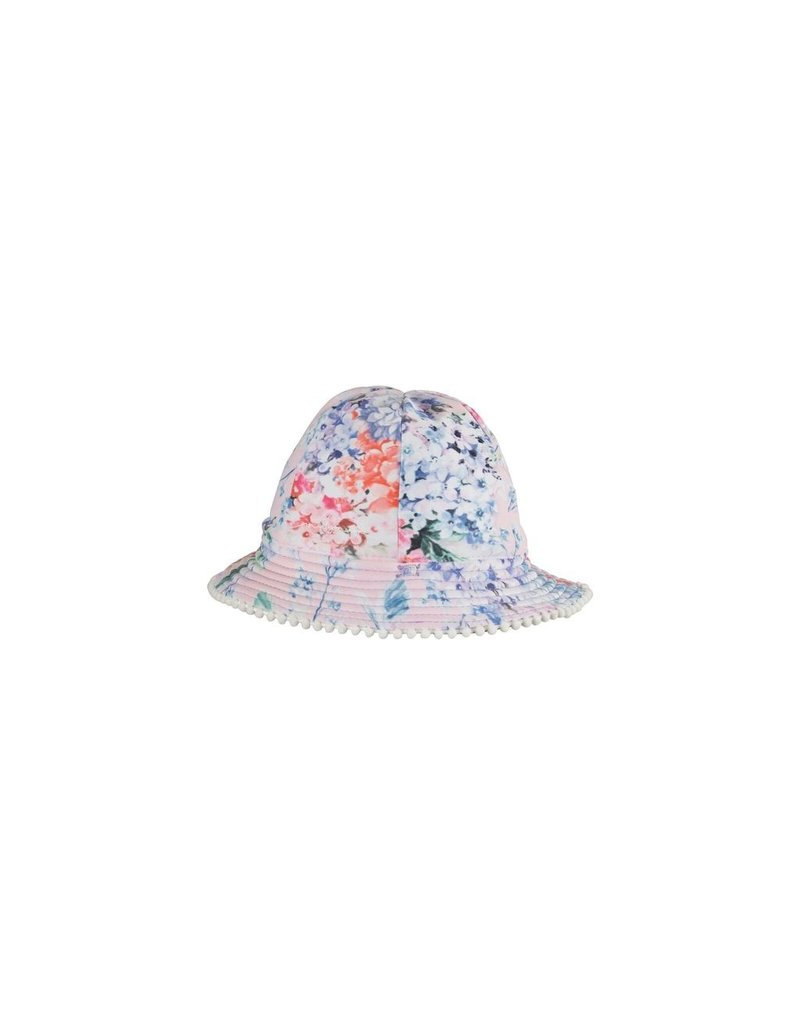 MILLYMOOK&DOZER Baby Girl Floppy Hat - Coco Floral