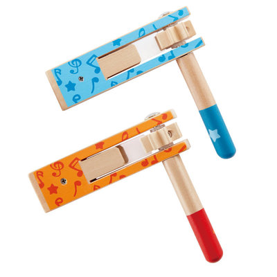 HAPE Cheer-along Noisemakers