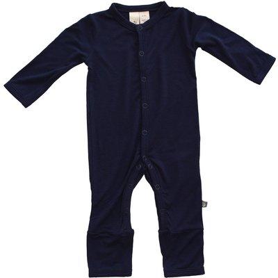 KYTE BABY Kyte Baby Romper Navy