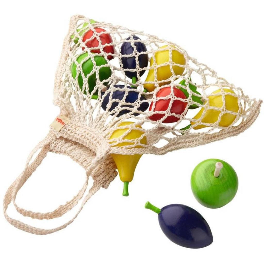 HABA Shopping Net Fruits