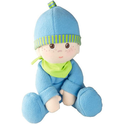HABA Snug-Up Doll Luis