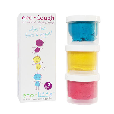 ECO-KIDS Eco-Kids Eco-dough 3pk
