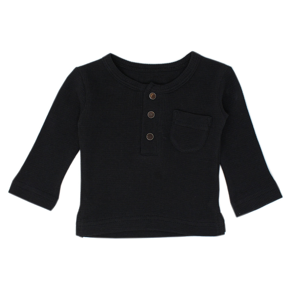 L'OVED BABY L'oved Baby Organic Thermal Long Sleeve Shirt