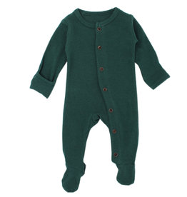 L'OVED BABY L'oved Baby Organic Thermal Footed Overall