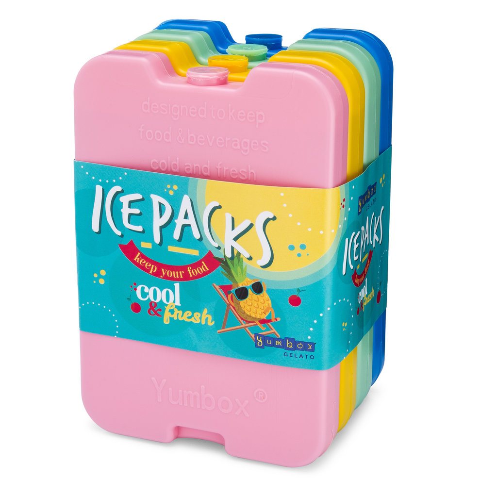 YUMBOX Yumbox Ice Packs Set of 4