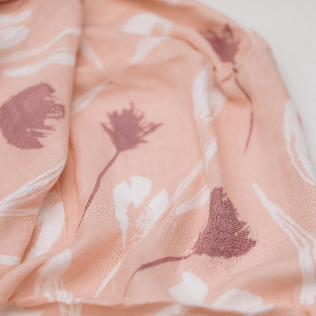 SARANONI Saranoni Bamboo Muslin Blanket