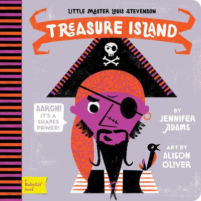 BABYLIT BabyLit Treasure Island