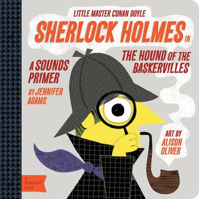 BABYLIT BabyLit Sherlock Holmes