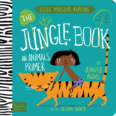 BABYLIT BabyLit Storybook The Jungle Book